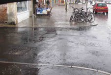 Monaco puddle