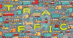 traffic-jam-cartoon-cars-waiting-31833185